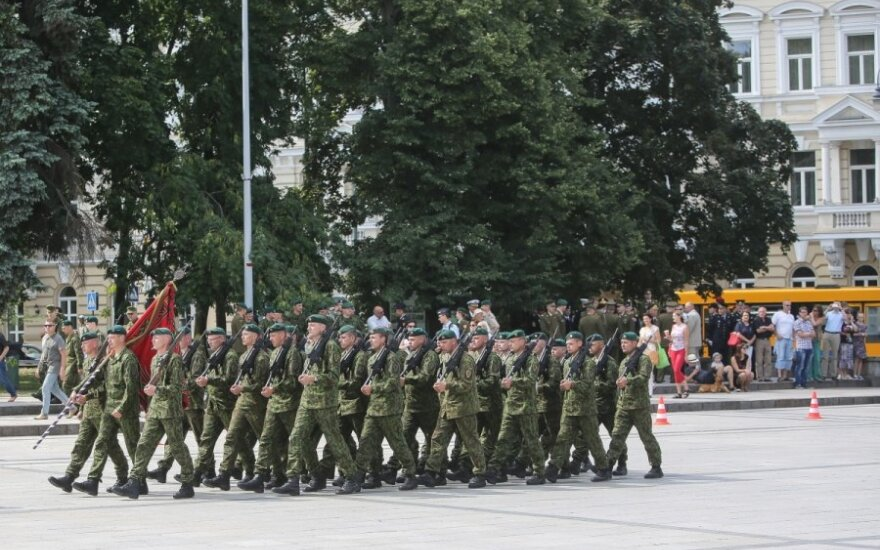 Lithuania starts forming rapid response force