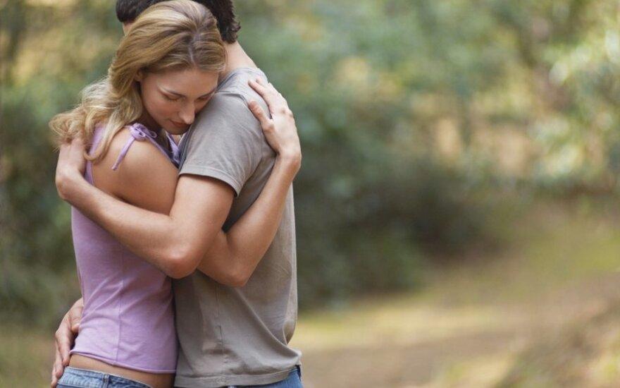 Mano meilės istorija: stebuklų būna, tik jais reikia tikėti