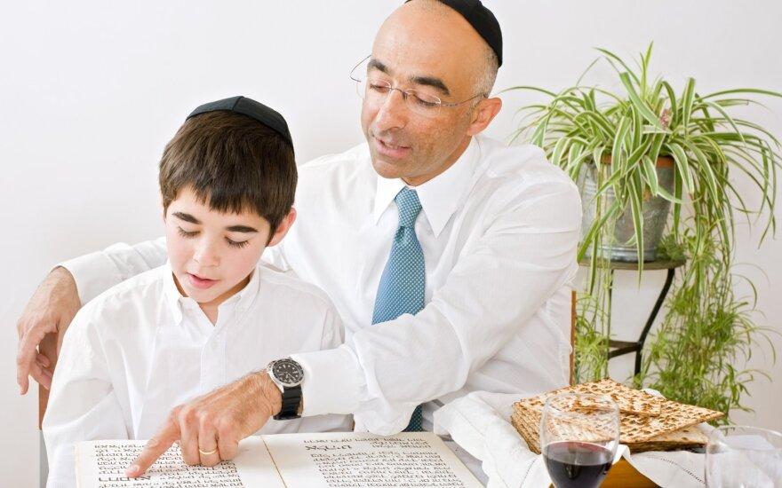 Žydų vaikai