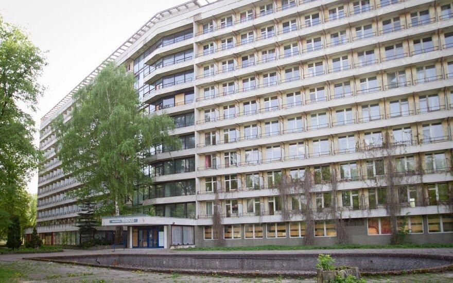 """Už apleistą Druskininkų sanatoriją """"Nemunas"""" pasiūlyta 3,63 mln. eurų: tikėtina, virs butais"""