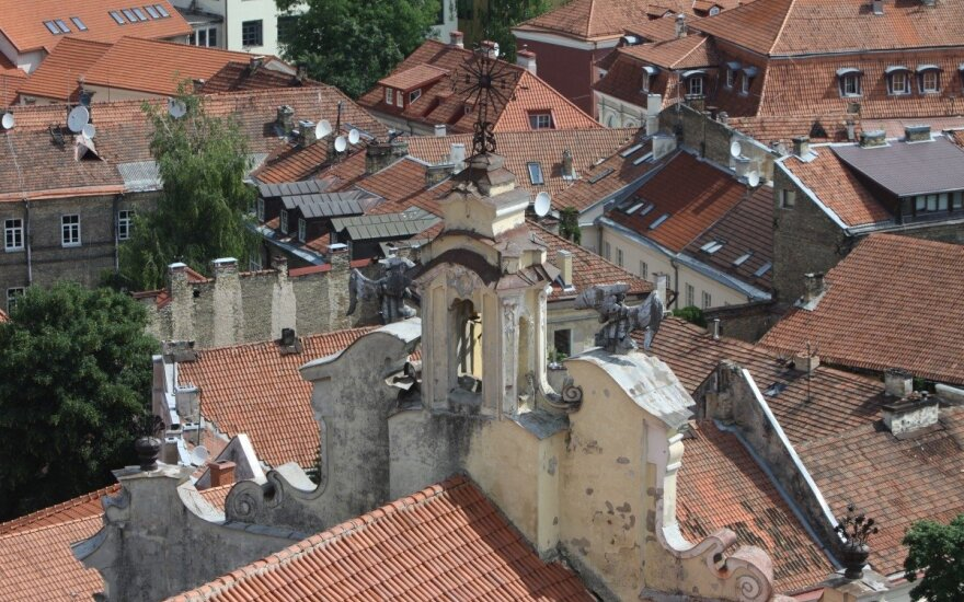 New York Times reporter spends weekend in Vilnius