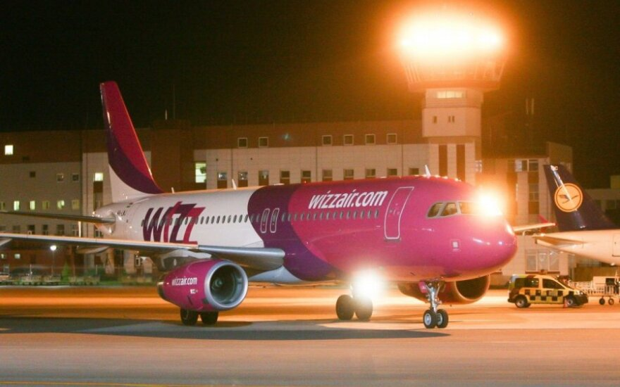 Wizz Air to offer new flights from Vilnius