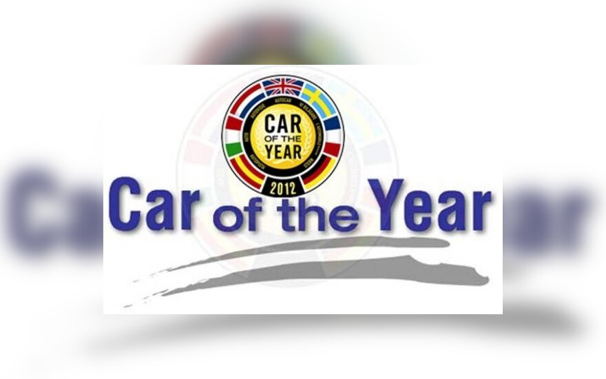 Car of the year 2012