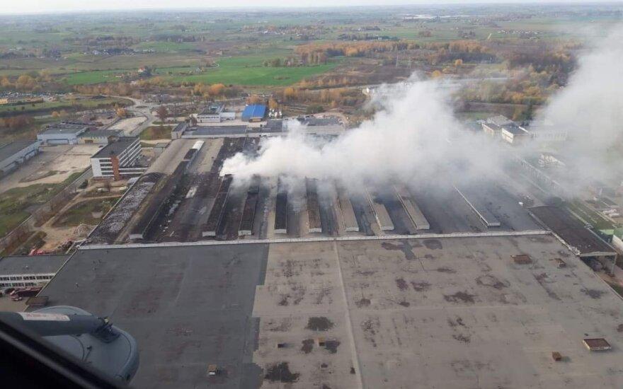 """""""Toksikos"""" atstovas: atliekos iš Alytaus gamyklos pradedamos vežti penktadienį"""
