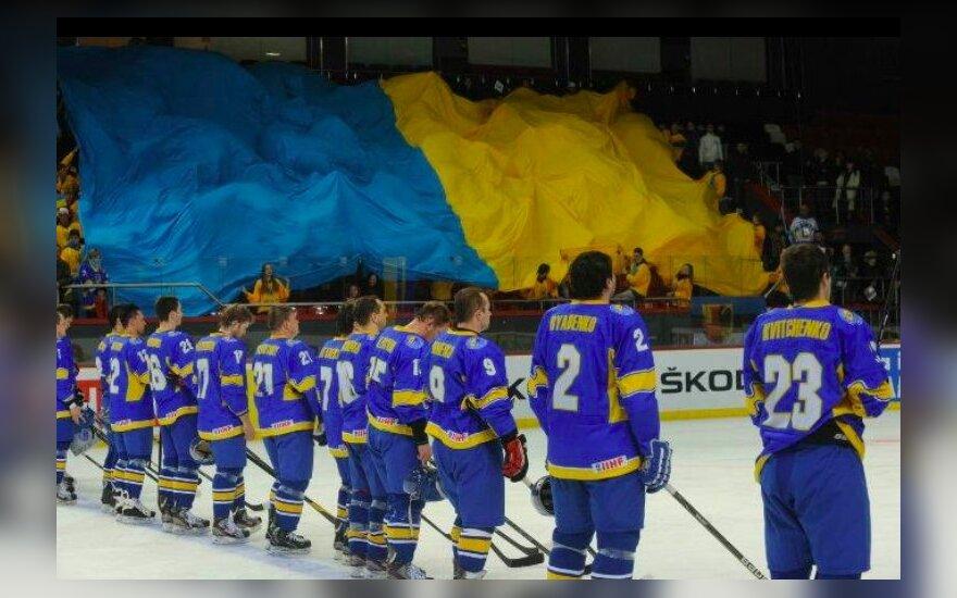 Ukrainos ledo ritulio rinktinė
