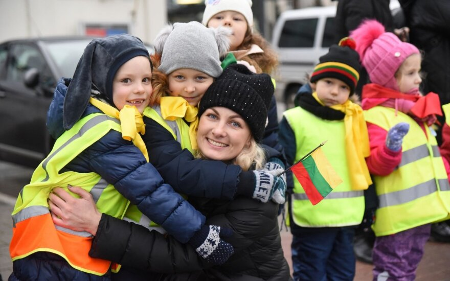 Lithuania's population grows for 1st time in 28 years