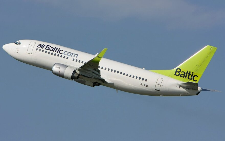 Air Baltic to relaunch flights from Vilnius to Tallinn on May 25