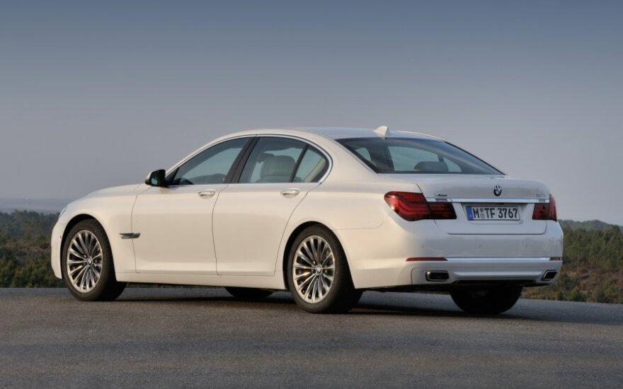 BMW 7-serija