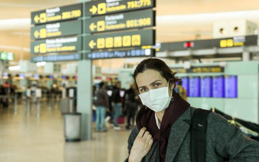 Medikų ekspertinė grupė: saviizoliacija – vienintelis būdas stabdyti koronaviruso plitimą visuomenėje
