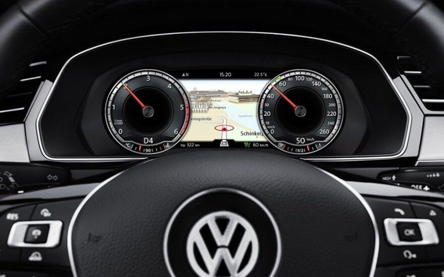 """Volkswagen AG"" ketina investuoti 85,6 mlrd. eurų"