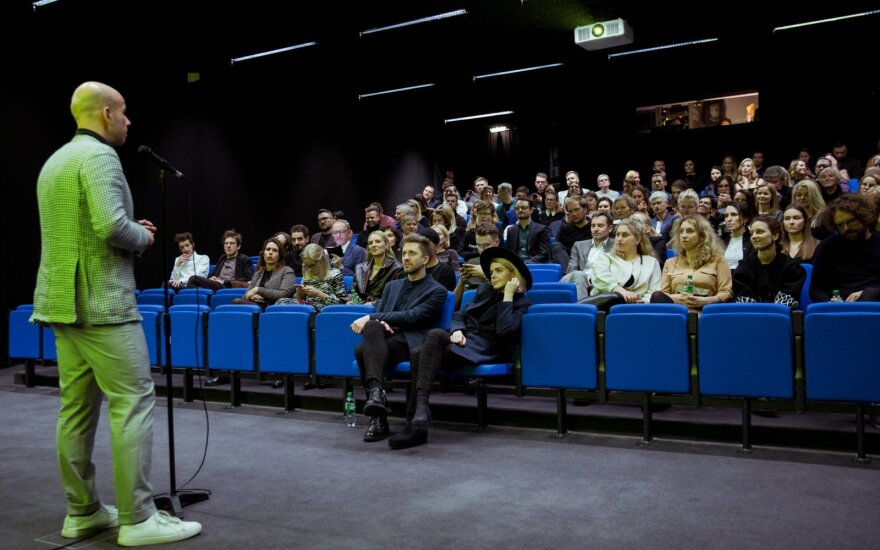 """""""Kino pavasario"""" meistrų programos pristatymas"""
