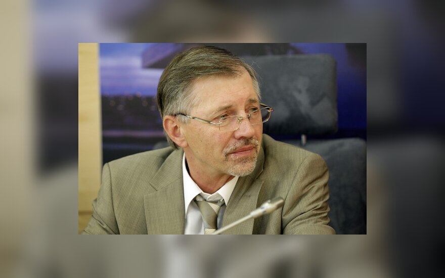 Teisėja S.Žalimienė nusišalino nuo G.Kirkilo diplomo bylos