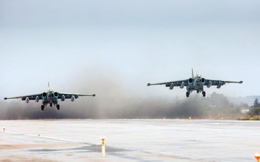 Rusija: žudėme ir žudysime teroristus Sirijoje