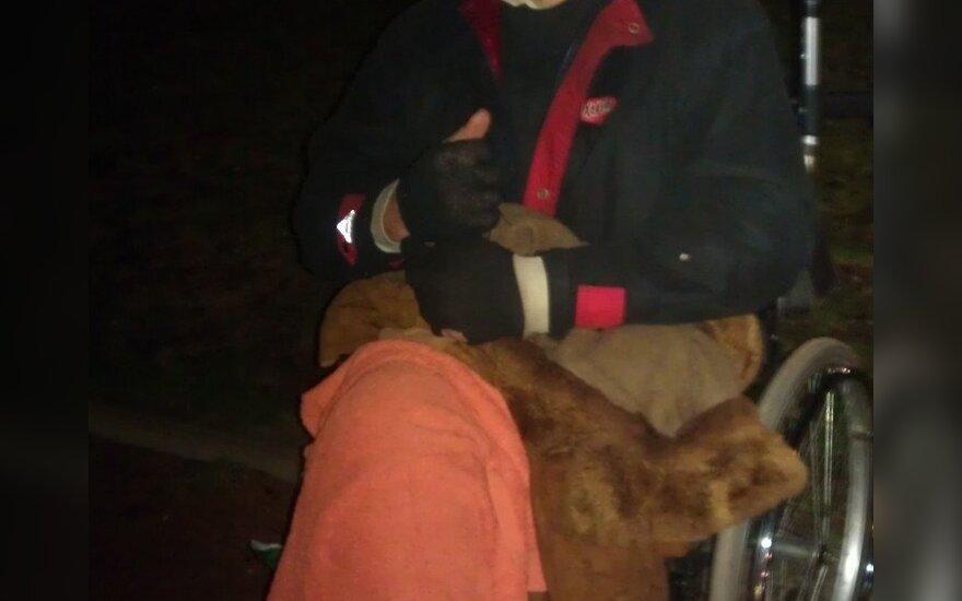 Kojų amputaciją patyręs benamis pasakoja laimėdavęs prieš Š. Marčiulionį