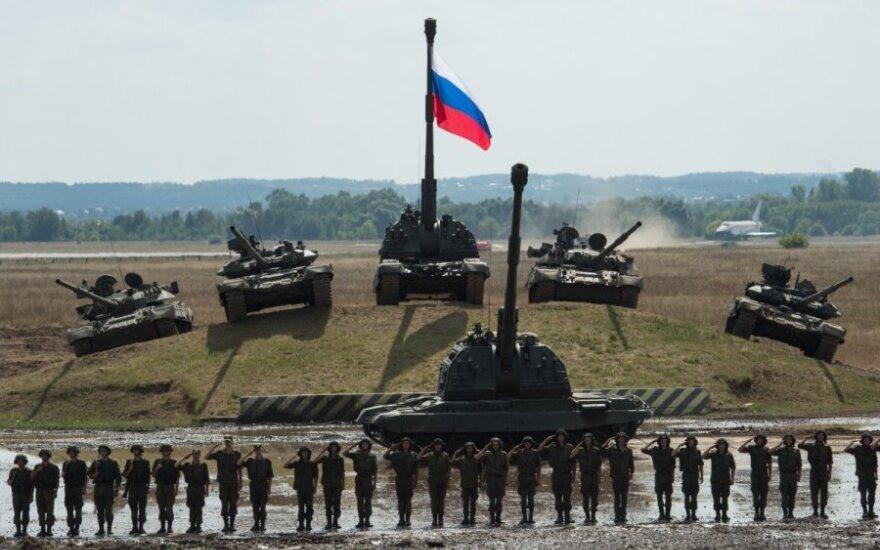 Paradoksas: Ukraina pati apginkluoja Rusiją