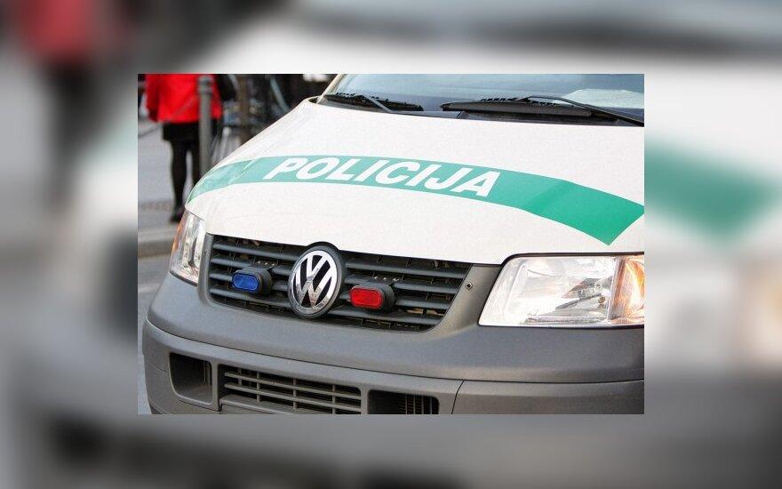Ukmergėje nužudytas iš policijos paleistas vyras