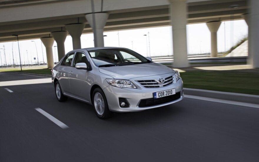 """Toyota Corolla"""