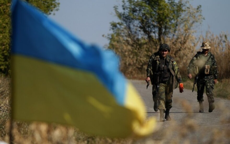 Lithuanian foreign minister on Ukraine truce: We must avoid frozen conflict