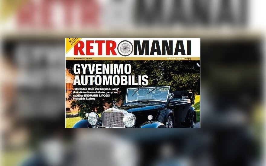 Žurnalas Retromanai