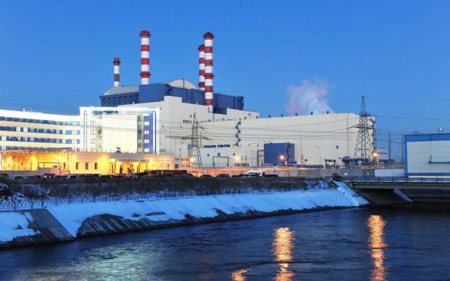 Atominėje elektrinėje Rusijoje – avarija: pasklido radioaktyvūs garai