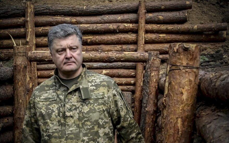 Petro Porošenka