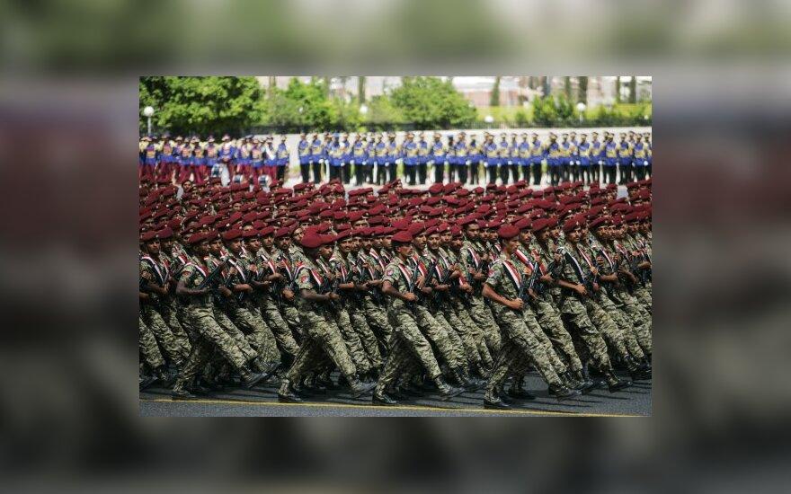 Jemeno armijos paradas