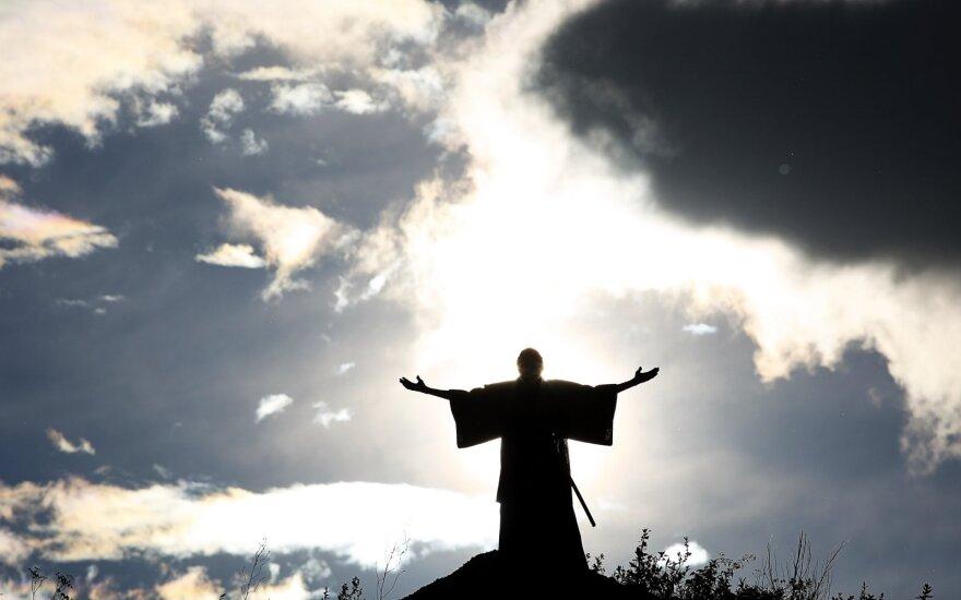 Sekmadienio Evangelija. Kas lemia kovos baigtį?