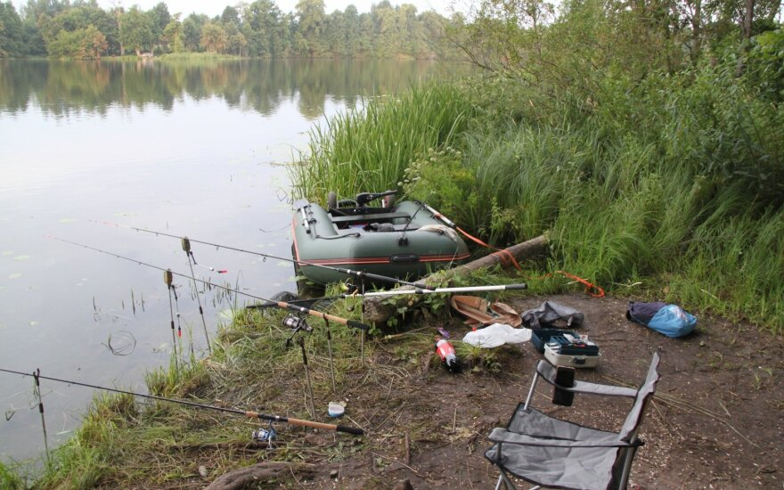 Neteisėta žvejyba