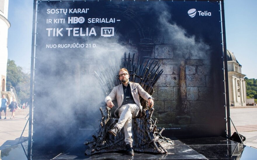 Telia will launch exclusive HBO® content in Lithuania on August 21