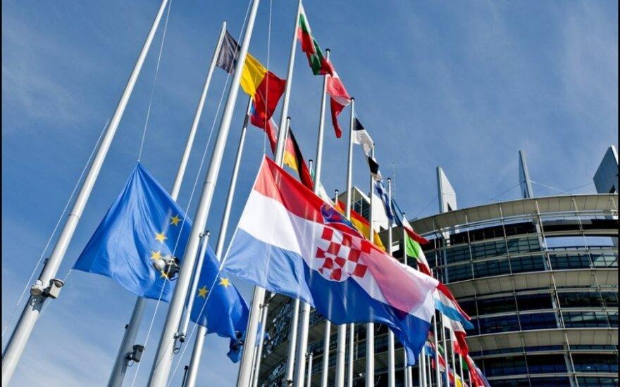 Prie ES prisijungusiai Kroatijai – kartus nusivylimas