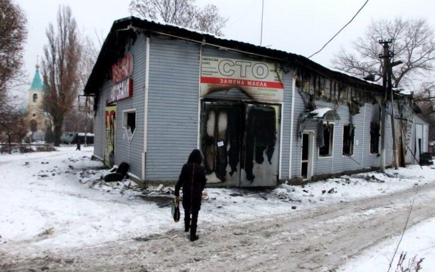 Donecko separatistų vadovas: sutarta dėl apsikeitimo belaisviais