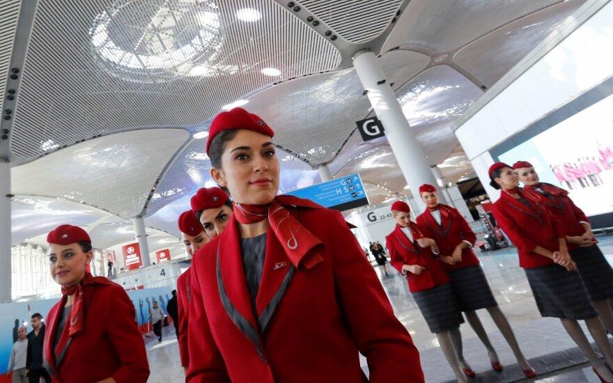 Didžiausias pasaulyje oro uostas slepia baisias paslaptis