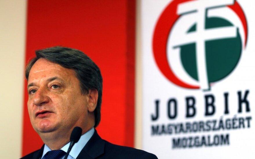 Vengrijos europarlamentaras įtariamas šnipinėjęs Rusijai