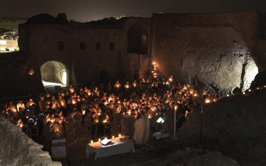 Bagdade dingo 4 prancūzų krikščioniškos organizacijos darbuotojai