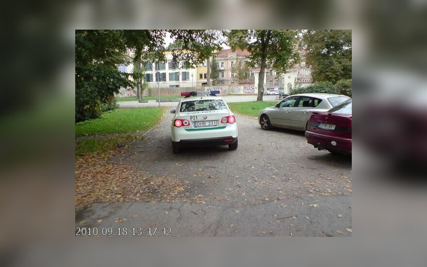 Vilniuje, K.Škirpos al. 8. 2010-09-18, 13.47 val.