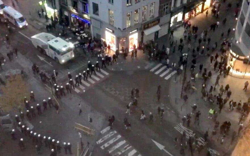 Su nerimu stebi įvykius Briuselyje: tikras skandalas, kad visa tai vyksta vidury baltos dienos