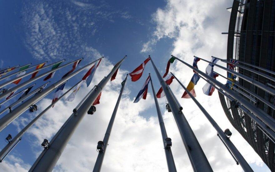 Įregistruoti socdemų kandidatai į EP