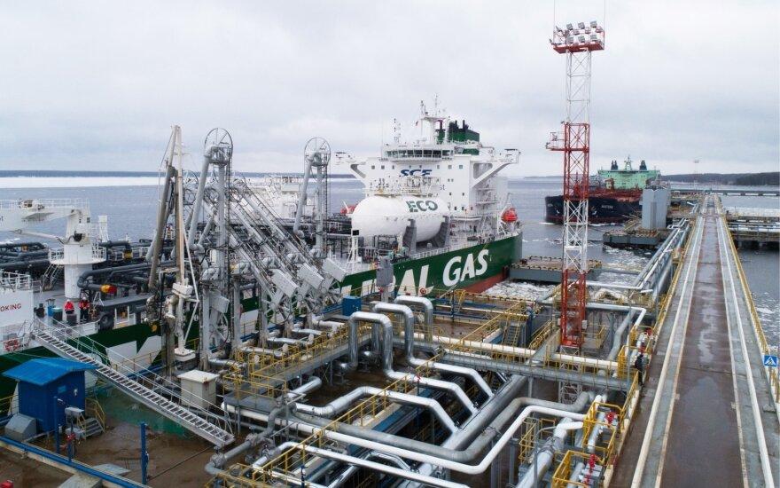 Užterštos Rusijos naftos valymo košmaru tapo logistika: kaip atgauti milijonus barelių naftos iš vamzdynų
