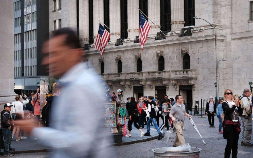 Tarp dviejų supervalstybių didėja įtampa, JAV jau užleidžia svarbią poziciją
