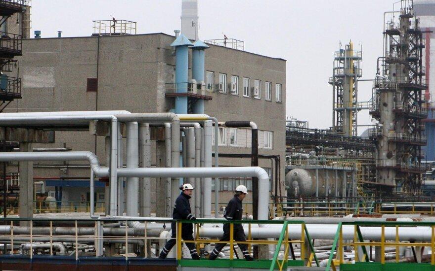 """""""Orlen"""" ekonomistas sako, kad gamyklas būtina modernizuoti"""