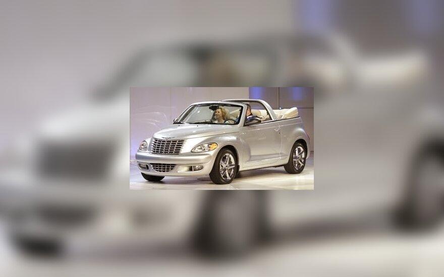 """Chrysler PT Cruiser Convertible"""