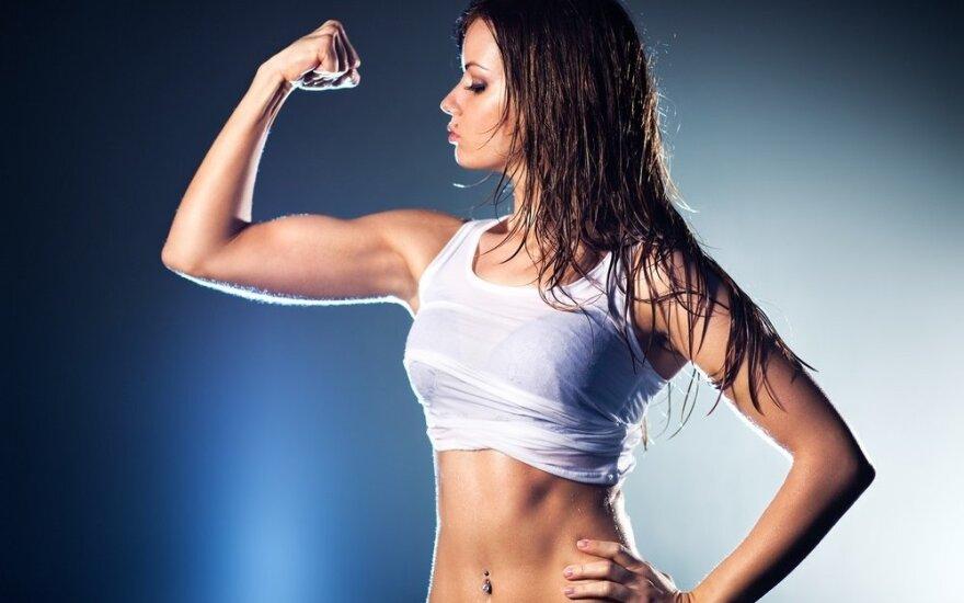Kaip dažnai treniruoti tą pačią raumenų grupę?