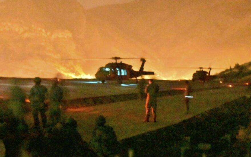 Turkijos kariai Irako šiaurėje