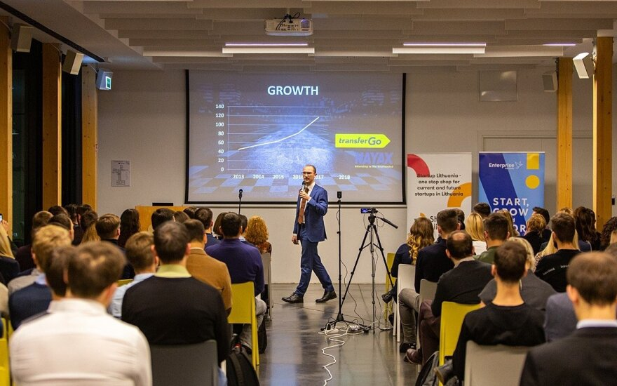 Lithuanian start-ups attracted EUR 70 million in investments in 2018, further breakthrough will be determined by environment improvement
