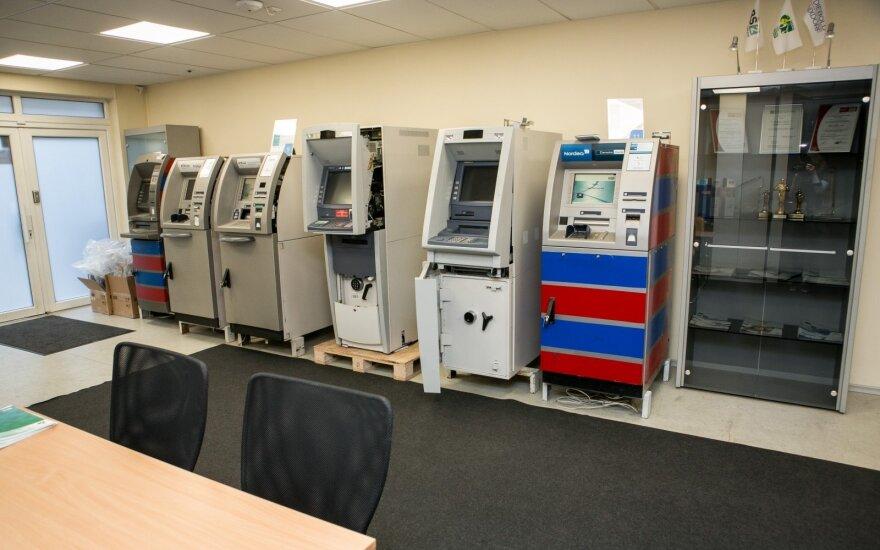 Lietuvos bendrovė pasirašė sutartį su Kazachstano banku dėl 111 bankomatų tiekimo