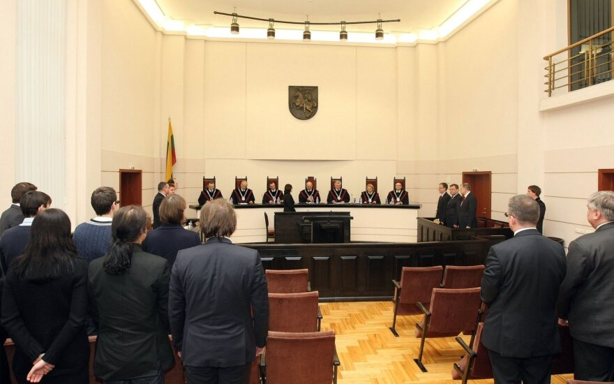Constitutional Court of Lithuania