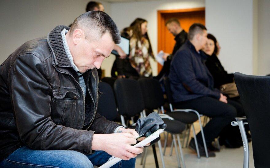 Andrejus Antonevičius išgirdo nuosprendį