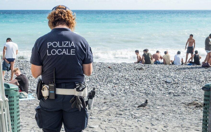 """Šios """"lauktuvės"""" iš Italijos gali apkarsti: gresia baudos nuo 500 iki 3 tūkst. eurų"""