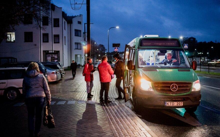 Alytaus visuomeniniam transportui – aukso medalis