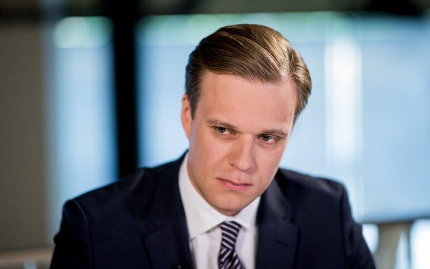 Landsbergis apie Džiugelį: tai yra Karbauskio kerštas